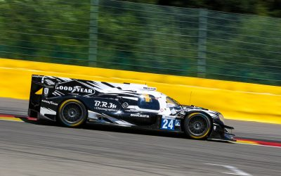 ELMS 4 Hours of Spa
