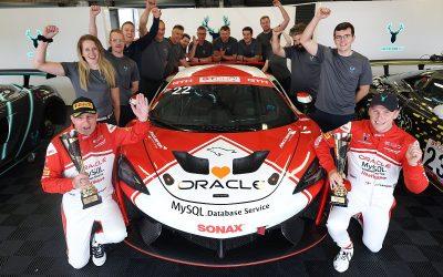 Greystone GT score maiden race win